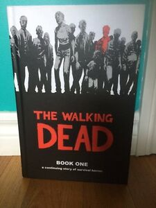Barely used The Walking Dead volume one