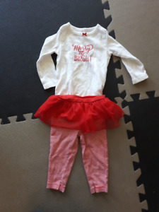 Girl Size 12 Month Dresses/ Sets ($5 each picture)