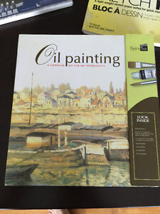 Art Painting Supplies Spice Box Royal Langnickel Windsor &Newton Cambridge Kitchener Area image 2