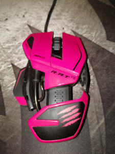 MADCATZ R.A.T. TE Gaming Mouse