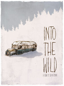 Into the Wild Large Movie Poster