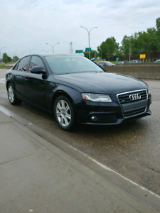 2009 Audi A4 2.0T Premium AWD! leather, BRAND NEW TIRES
