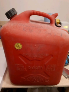 25litre gas can
