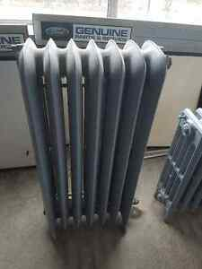 Antique Cast Iron Radiators