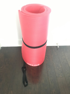 Incline Fitness Extra Thick and Long Comfort Foam Yoga/Exercise
