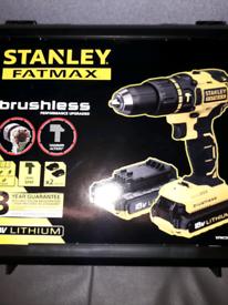 Stanley fatmax 18v drill