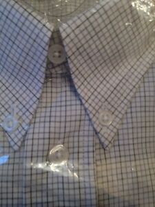 2 Men's Moores Dress Shirts BRAND NEW