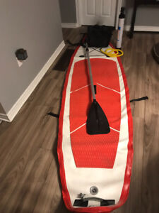 Stand up and paddle board