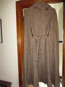 Irish Wool Full Length Cape