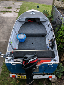 14ft Savage Tinny , great boat