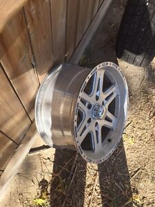 Winter rims and tires $1300 obo