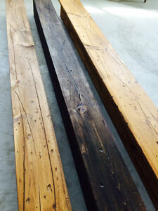Rustic Mantels/Shelf