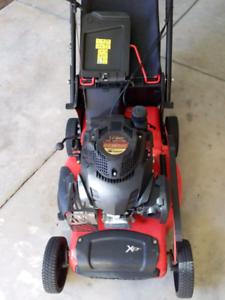 Gravely self propelled lawnmower