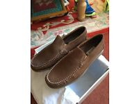 OnFire Tan Loafers