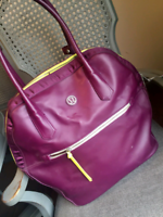 Lululemon Happy Hatha Bag EEUC