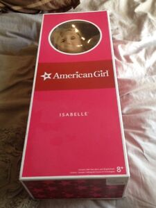 American girl doll Isabelle