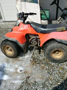 185 Suzuki 4 wheeler