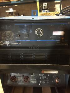 Used Miller Deltaweld 650 Amp MIG Welder Package