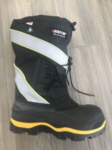 """b6aa985831d Buffin polar proven winter safety boots Size 9 US """"new"""""""