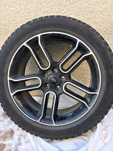 Factory Ford Sport Edge Rims
