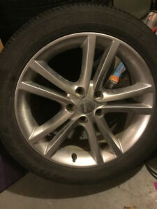 MAGS OEM Dodge 18po 5x114.3mm NEGO