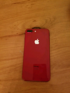 iPhone 8 Plus 64 GB Product Red