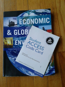 The Economic and Global Environment Textbook