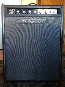 Rare Traynor Bass Master YBA-4 Combo (YBA-1)