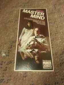 Super Mastermind 197?  Parker Brothers Made in Canada Bilingual