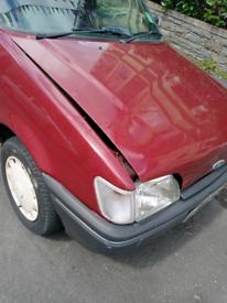 Ford Fiesta LX 1.1
