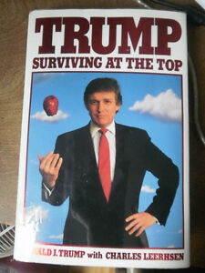 Surviving at the top - Donald TRUMP
