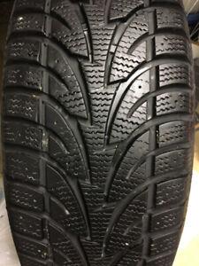 4 Pneus (Tires) 235/70R16 Hiver (Winter) avec Jantes (+ Rims)