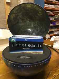 Rare Planet Earth Blu Ray collection