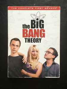 Big Bang Theory Season 1 DVD