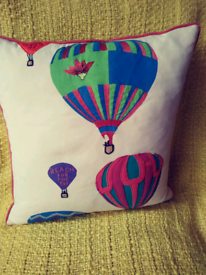 Reach for the Sky Cushion