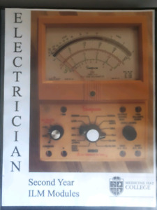 2nd year Electrician modules