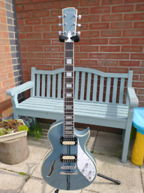 Hartwood semi-hollow electric guitar *Reduced Price*