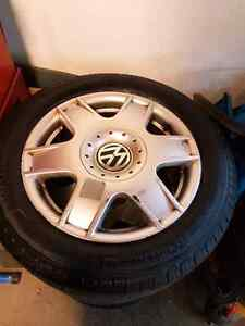 "16"" volkswagen wheels 5x100"
