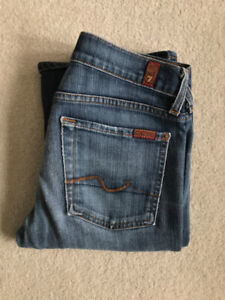 Seven For All Mankind Jeans, Size 27