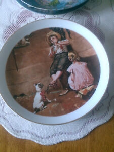 10 collector plates various artists 2.00 each London Ontario image 8