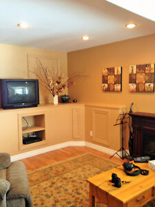 For Rent:Trout Lake waterfront apartment