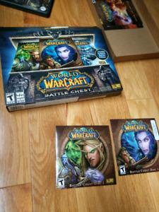 World of warcraft : Battle Chest