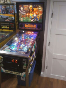 World Cup Soccer 94 Pinball Machine!  Trades welcome