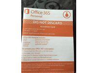 Microsoft Office 365 1 Year Subscription