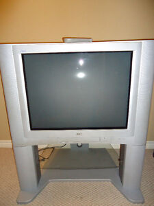 "32 "" JVC I-Art TV with Stand"