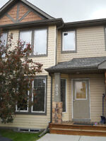 2 Bedroom Townhouse **Rental Incentive** in Airdrie