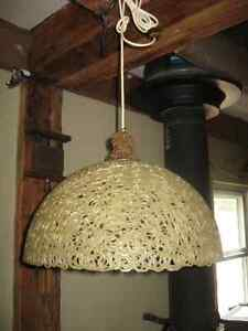 Vintage Spagetti Light Lamp
