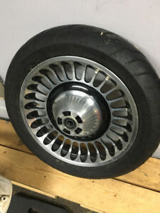 Factory Wheels for 2009 Road king