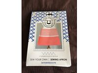 FREE Sew Your Own Apron craft set