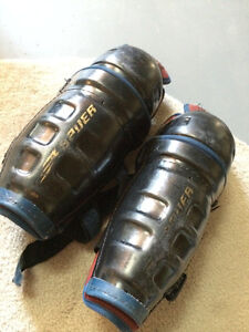 Ice Hockey Shin Guards
